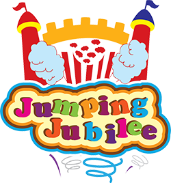 Jumping Jubilee Bounce House Rentals Logo
