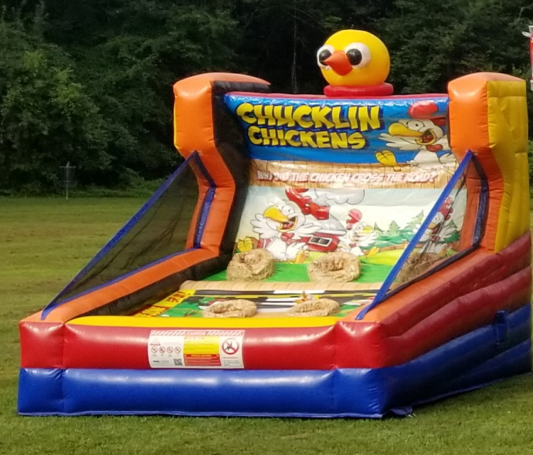 Chucklin' Chickens