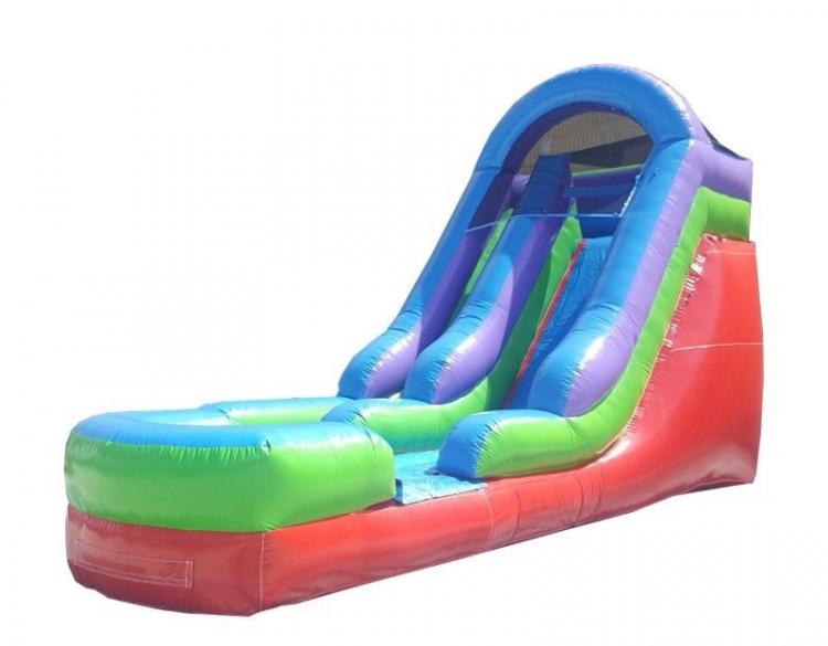 15' Retro Wet/Dry Slide