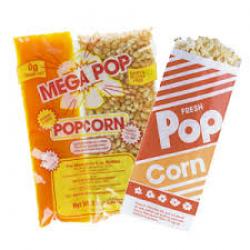 Extra Servings popcorn